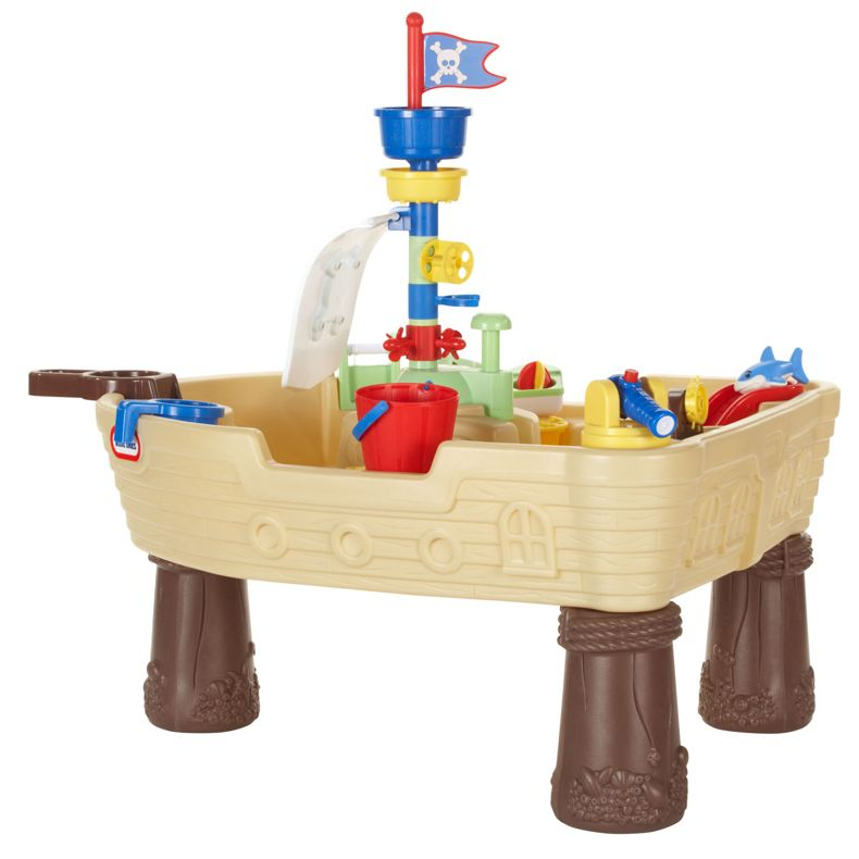 Frog Water Table For Little Tikes Replacement Parts : Little tikes anchors away pirate ship water table buy