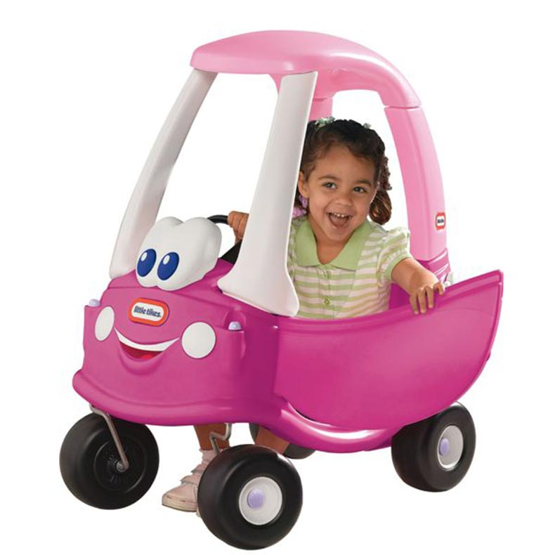 Little Tikes Cozy Coupe Princess Ride On Car Pink Buy