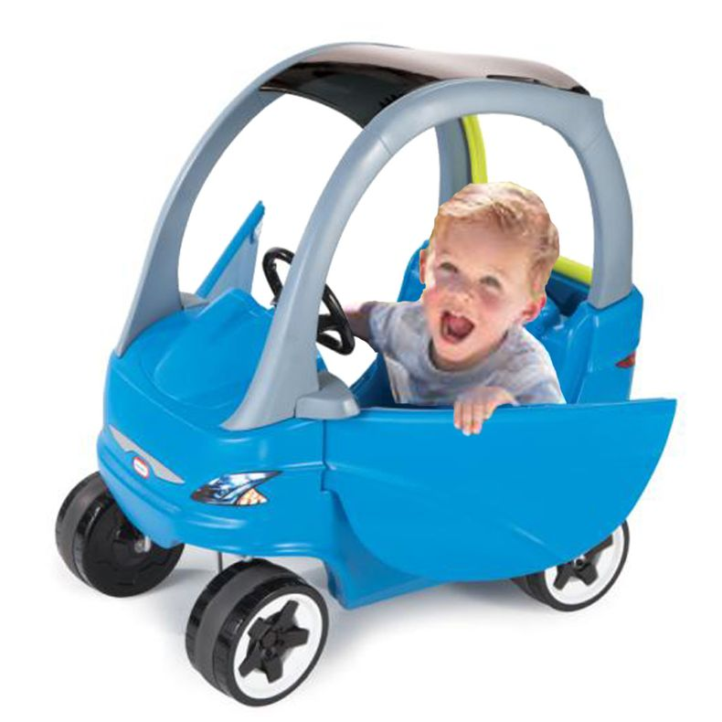 Little Tikes Race Car Bed A Buyer S Guide: Little Tikes Cozy Coupe Sport Ride On Car Blue