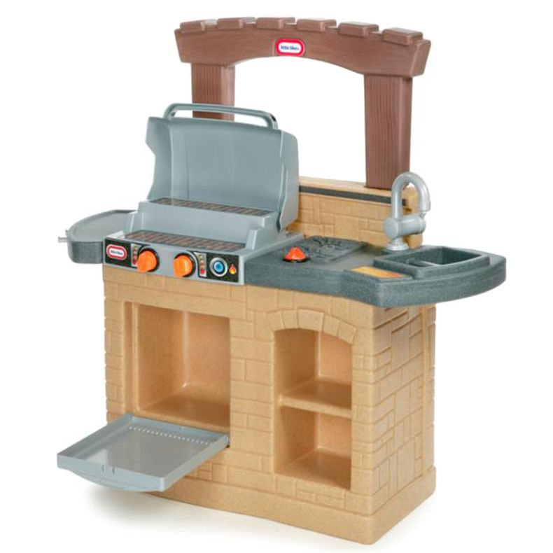 Little Tikes Cook 'n Play Outdoor BBQ Play Kitchen   Buy ...