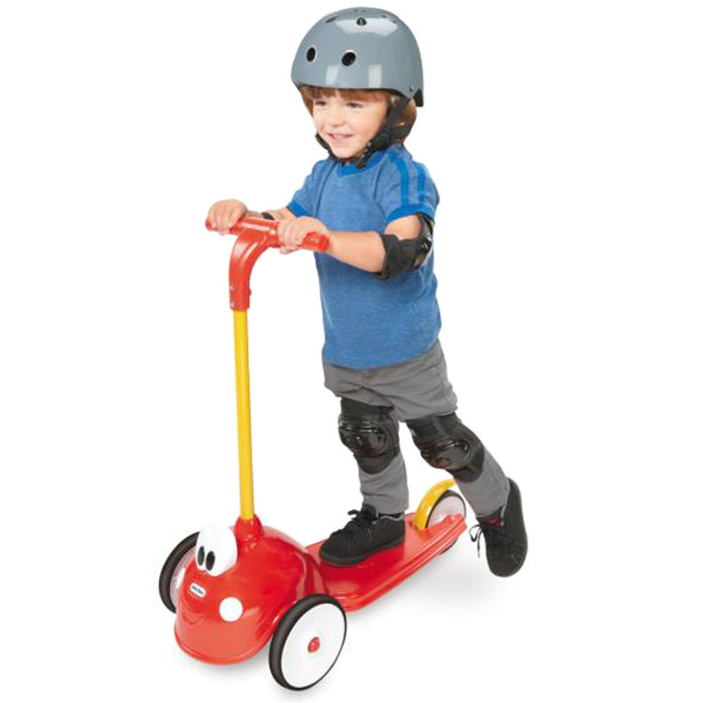 Little Tikes Cozy Coupe Kids 3 Wheel Scooter Red Buy
