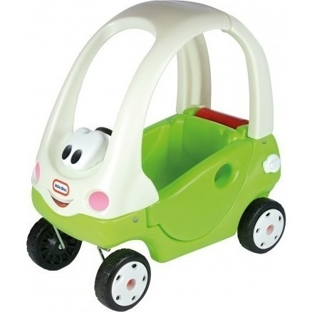 Little tikes grande cozy coupe ride on car in green buy for Little tikes motorized vehicles
