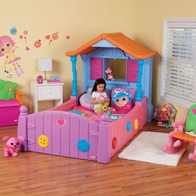 Little Tikes Lalaloopsy Toddler Kids Single Bed | Buy ...