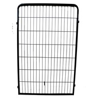 2x Tall Heavy Duty Pet Puppy Playpen Panels 120cm