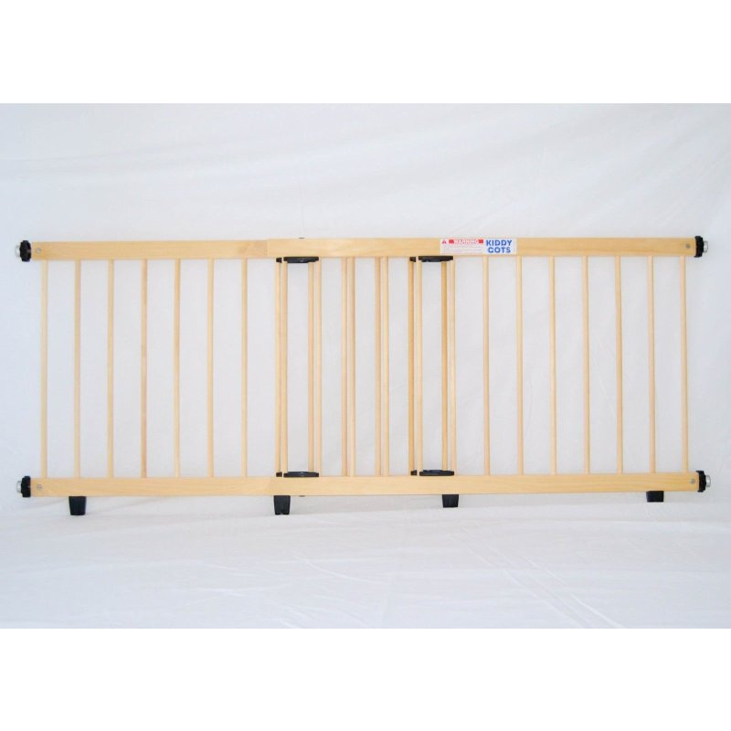 Step Over Baby Safety Gate Natural Timber 110 200cm Buy Safety