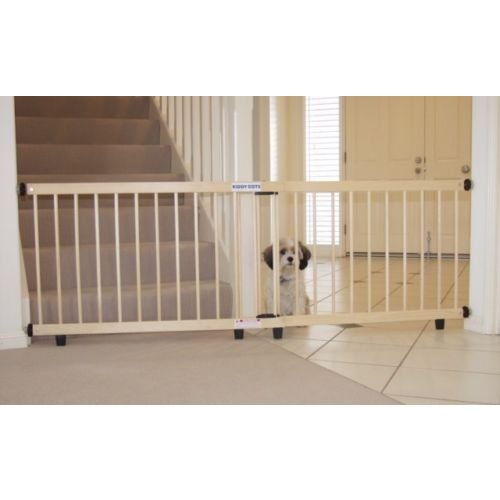 Step Over Baby Safety Gate Natural Timber 110 200cm Buy
