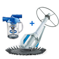 Aquasphere Pool Cleaner w Zodiac Leaf Catcher/Hose