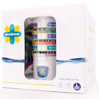 Zodiac Twist & Dose Large Pools Water Test Kit