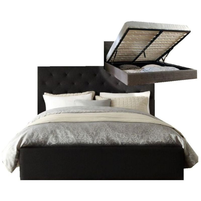 Gas Lift Bed Frames Online | Shop Ottoman Beds For Extra Storage