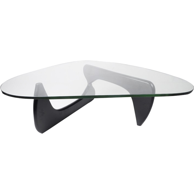 Noguchi replica modern coffee table black or white buy coffee tables Noguchi replica coffee table