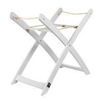 Bebe Care Foldable Moses Basket Stand in White