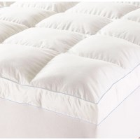 Single Size Bamboo Mattress Topper - 1000GSM