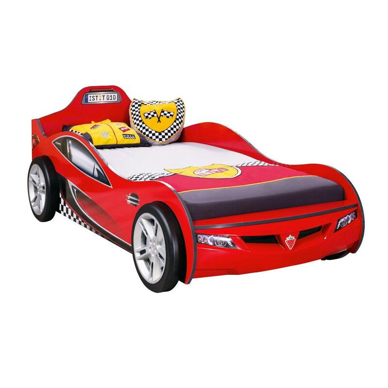 Cilek Kids Coupe Race Car Bed Red Buy Novelty Beds 9353729015130
