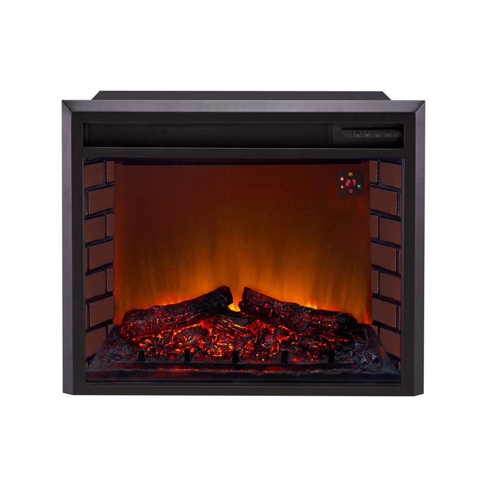 Phenomenal Cosy 2000W 30 Inch Electric Fireplace Insert Beutiful Home Inspiration Xortanetmahrainfo