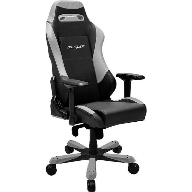 DXRacer I-Series Gaming Office Chair In Black Grey