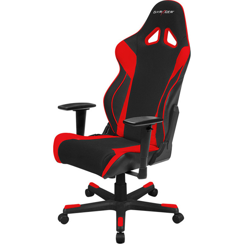 dxracer 3d arm mesh pu office chair in black buy