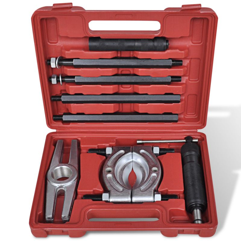 10pc Hydraulic Bearing Separator Tool Set In Case Buy