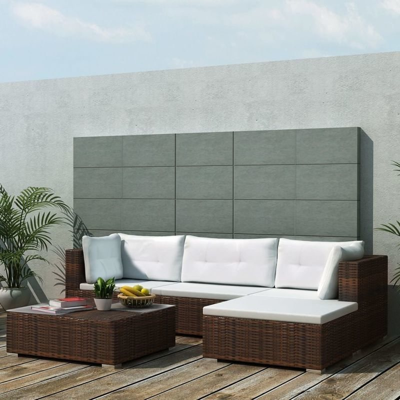 Cheapest Online Furniture: Outdoor Lounge Settings Online