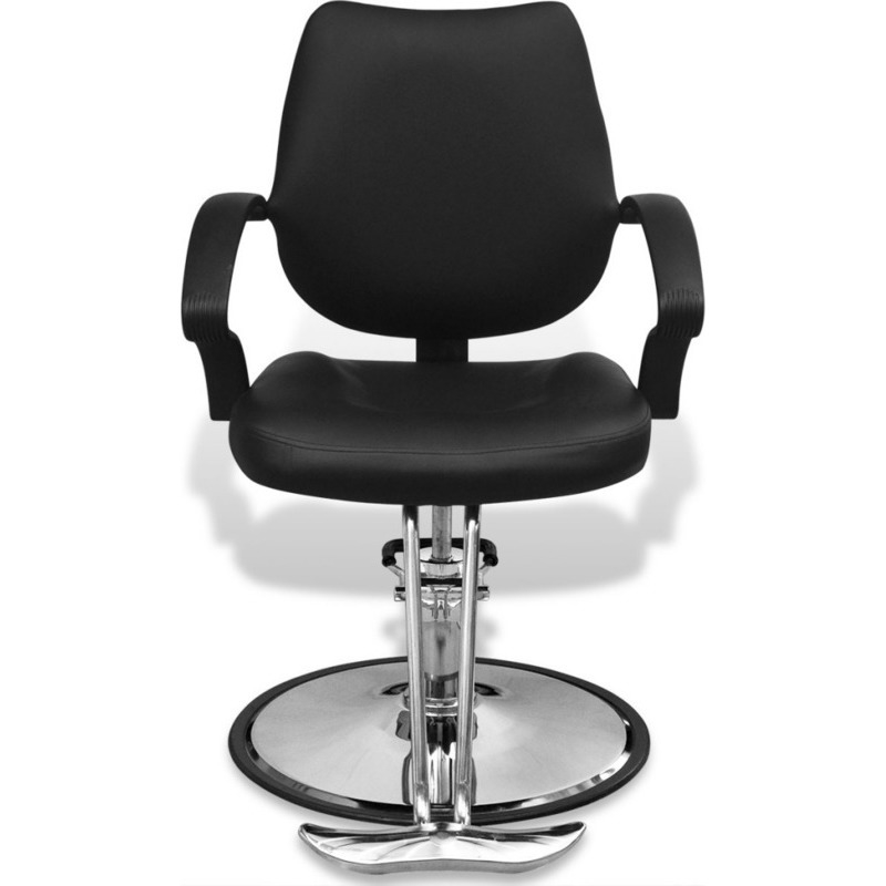 salon equipment barber chairs faux leather salon barber chair w foot
