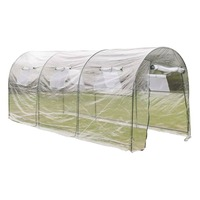 Transparent PVC Portable Garden Greenhouse Kit