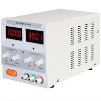 One Output Adjustable DC Power Supply w LED Display