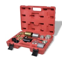 16pc BMW Silent Bearing Puller Tool Kit with Case