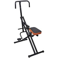 Home Gym Foldable Ab Horse Riding Exercise Machine
