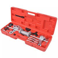 17pc Nine Ways Slide Hammer Puller Set with Case