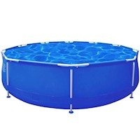 Above Ground Swimming Pool w/ Steel Frame 360x76cm