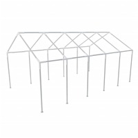 Steel Frame for Portable Gazebo Party Tents 10x5m