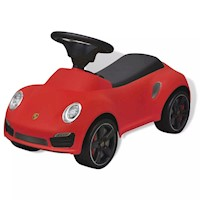 Kids Ride On Car - Licensed Porsche 911 in Red