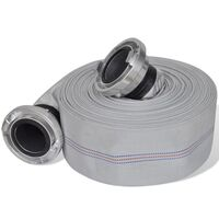 Lightweight Fire Hose with B-Storz Couplings 30m