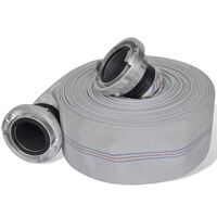 Lightweight Fire Hose with B-Storz Couplings 20m