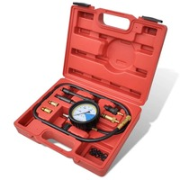 Car Petrol & Diesel Engine Leakage Tester Tool Kit
