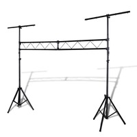 Steel Portable Lighting Truss System with 2 Tripods