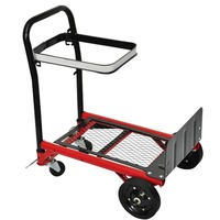 Collapsible Platform Trolley Transport Hand Truck