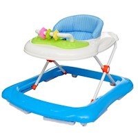 Baby Walker Activity Centre with 12 Songs in Blue
