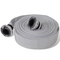 Lightweight Fire Hose with C-Storz Couplings 30m