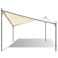 Outdoor Sun Shade Butterly Gazebo Party Tent 4x4m