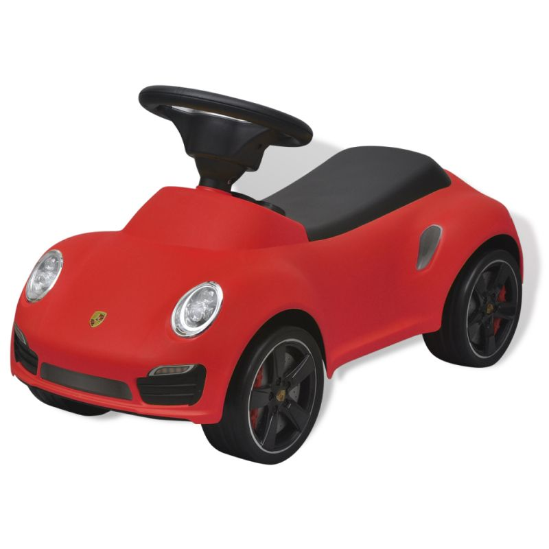 Kids Ride On Car Licensed Porsche 911 In Red Buy Ride