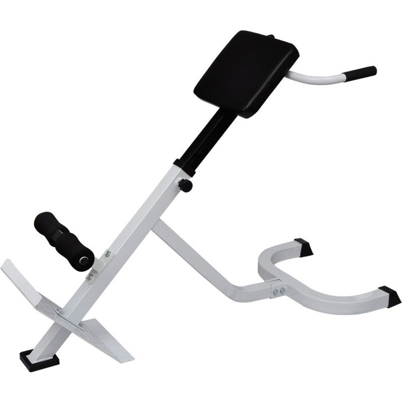 Home Gym Adjustable Hyperextension Exercise Bench