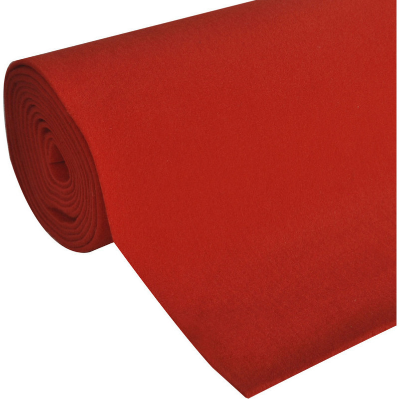 Polyester Red Carpet Runner For Venues 400GSM 1x10m Buy