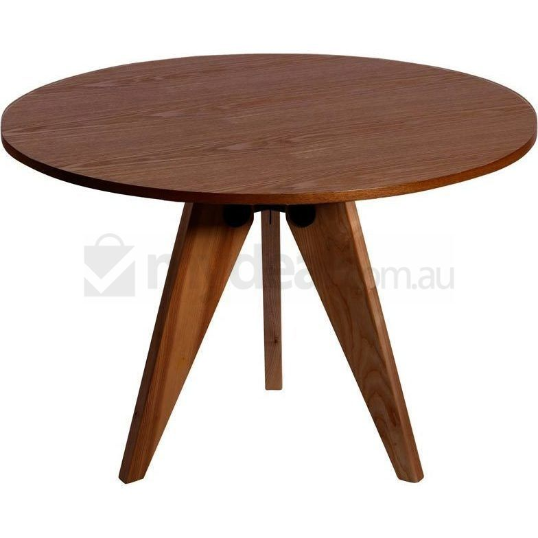 Replica Jean Prouve Gueridon Round Dining Table Buy Round Dining Tables