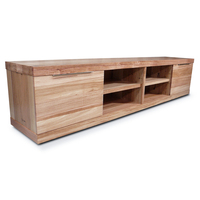 Elwood Tasmanian Oak TV Stand Entertainment Unit
