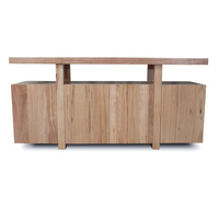 Bondi Tasmanian Oak Timber Sideboard Buffet 1.8m