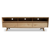 Felix Wooden TV Stand Entertainment Unit 1.8m