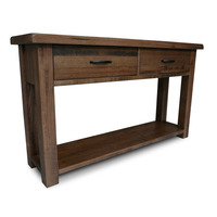 Yarra Glen Tasmanian Oak Wooden Hall Table 1.48m