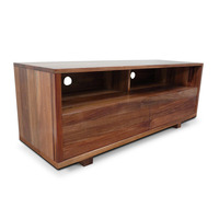 Manhattan Wooden TV Stand Entertainment Unit 1.4m