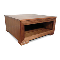 Macedon Tasmanian Blackwood Square Coffee Table
