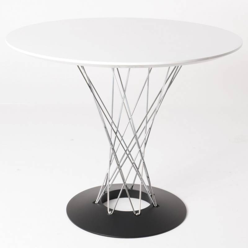 Replica Noguchi MDF Cyclone Dining Table White 90cm Buy  : JM TT 680 white20top01 from www.mydeal.com.au size 800 x 800 jpeg 24kB